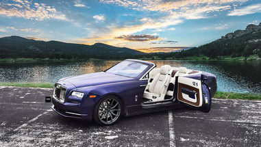 ALLOY FORGED RIMS ROLLS-ROYCE DAWN | LOMA SP1-SL WHEELS