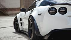 Corvette Aftermarket Wheels Rims. Pic-38