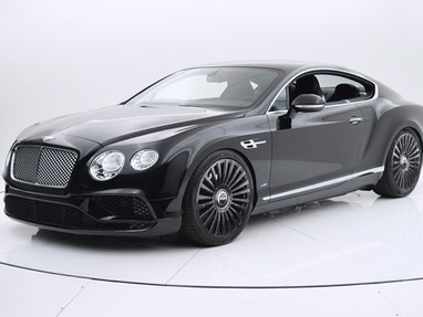 Bentley GT Custom Wheel Rims.