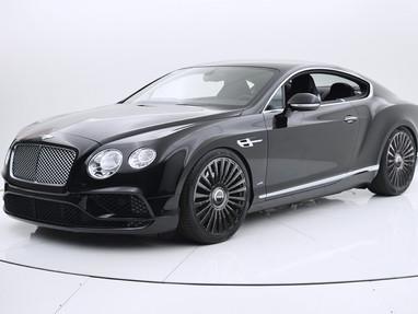 Bentley GT Custom Wheel Rims.
