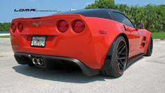 Corvette Aftermarket Wheels Rims. Pic-40