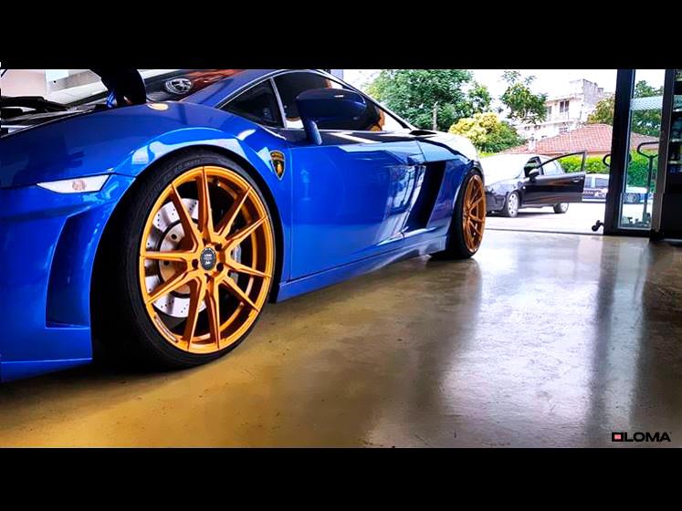 lamborghini-gallardo-custom-wheels-rims-matt-gold