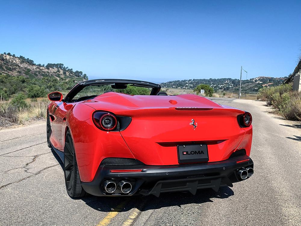 ferrari-portofino-custom-forged-wheels-rear-diffuser