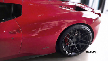ALLOY FORGED RIMS FERRARI 458 | LOMA GTC-SL WHEELS