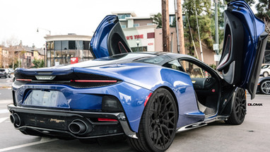 LUXURY FORGED CONCAVE WHEELS MCLAREN GT | LOMA WHEELS