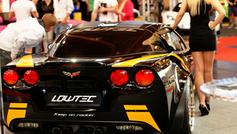 Corvette Aftermarket Wheels Rims. Pic-44