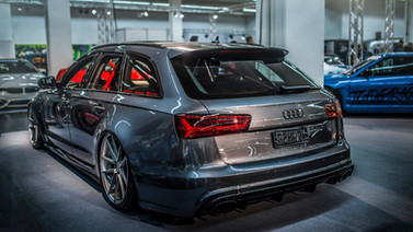 LOMA Audi A6
