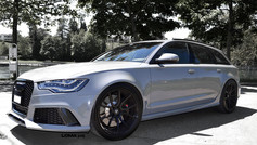 AUDI RS6 CUSTOM FORGED CONCAVE WHEELS