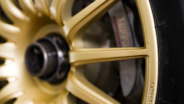 LOMA WHEELS   GT COMPETITION RACING RIM