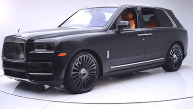 Three Piece Wheels | Rolls Royce Cullinan