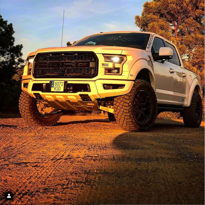 LOMA WHEELS | FORD RAPTOR