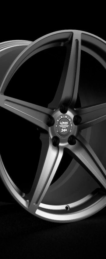 LOMA SCUDERIA FORGED CONCAVE WHEELS