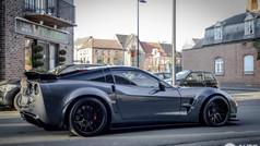 Corvette Aftermarket Wheels Rims. Pic-23