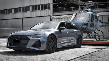 LUXURY FORGED CONCAVE WHEELS AUDI RS6 C8 | LOMA WHEELS