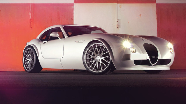 ALLOY FORGED RIMS WIESMANN | LOMA DBS-SL WHEELS