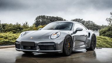 LUXURY FORGED CONCAVE WHEELS PORSCHE 992 TURBO | LOMA WHEELS