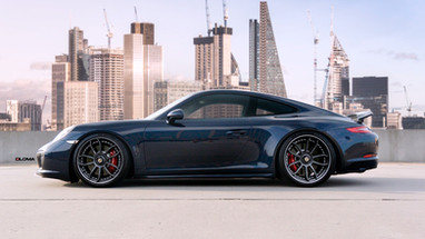 ALLOY FORGED RIMS PORSCHE 991 TURBO S | LOMA GT3-SL WHEELS