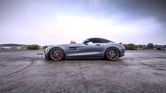 LOMA WHEELS | Mercedes AMG GTS