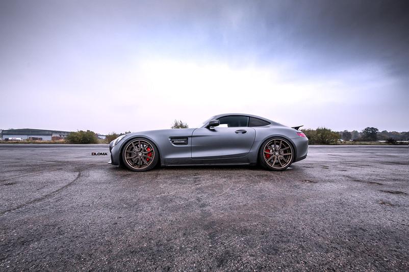 LOMA WHEELS   Mercedes AMG GTS