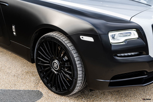 ALLOY FORGED RIMS ROLLS ROYCE WRAITH | LOMA WHEELS