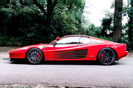 ALLOY FORGED RIMS FERRARI TESTAROSSA | LOMA SP1-SL WHEELS