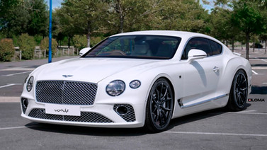LOMA BENTLEY CONTINENTAL GT W12