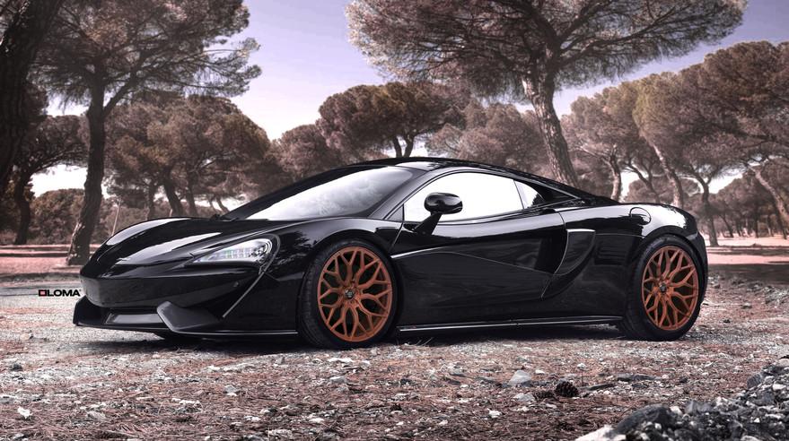 LOMA WHEELS   McLaren 570S