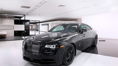 ALLOY FORGED RIMS ROLLS ROYCE WRAITH | LOMA SUPERFLOW