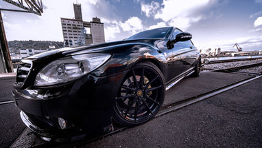 ALLOY FORGED RIMS MERCEDES CL500 | LOMA BERLINETTA WHEELS