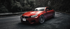 ALLOY FORGED RIMS BMW M6 | LOMA SUPERFLOW