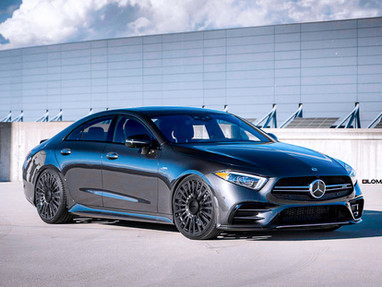Mercedes CLS 53 AMG Custom Wheels.