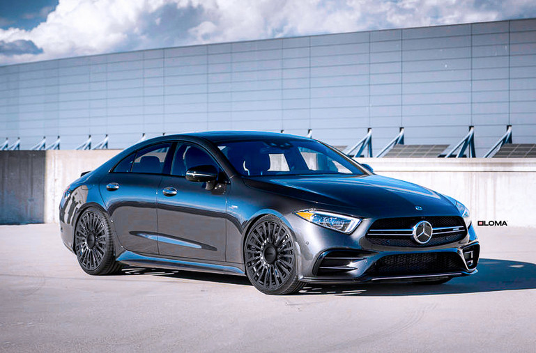 FORGED LUXURY WHEELS MERCEDES CLS63 AMG | LOMA WHEELS