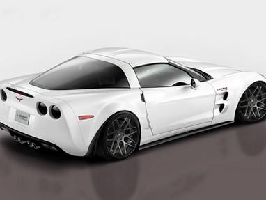 Corvette C6 Super Widebody Kits.