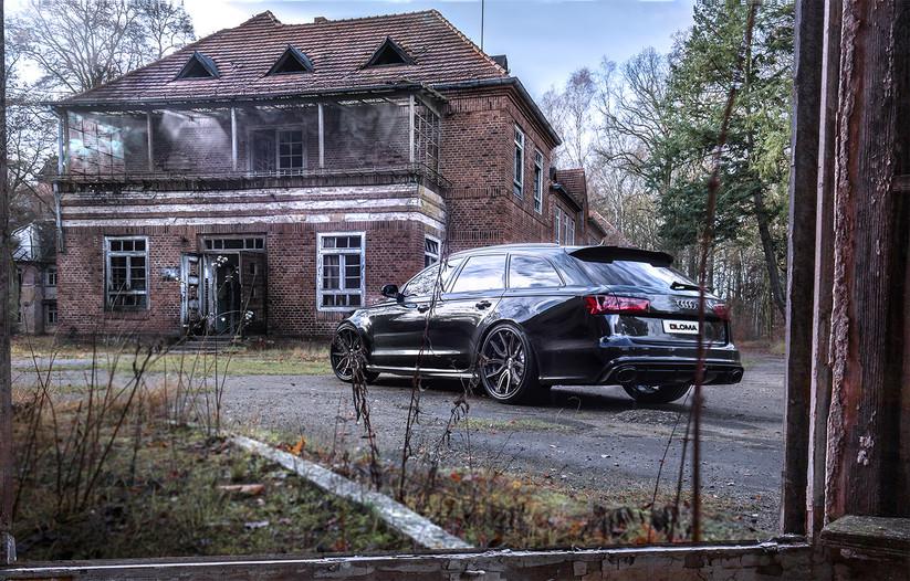 LOMA WHEELS   Audi RS6
