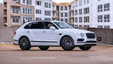 Three Piece Wheels | Bentley Bentayga