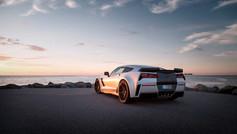 Corvette Aftermarket Wheels Rims. Pic-10