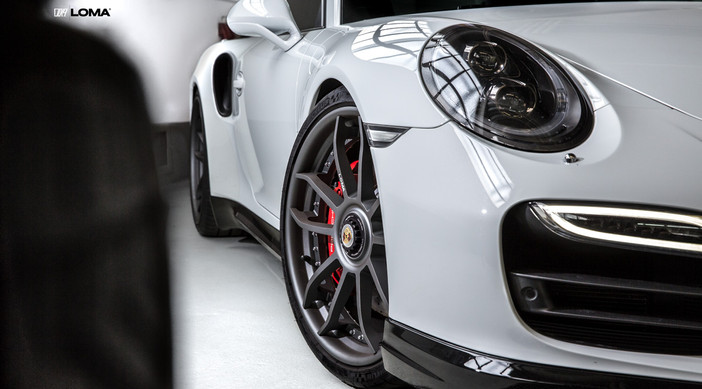 Porsche 991 Turbo S.