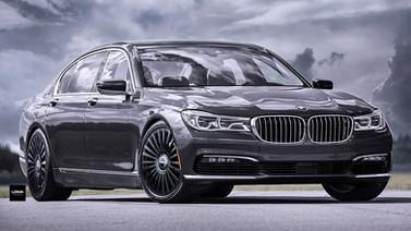 LOMA BMW 750iX