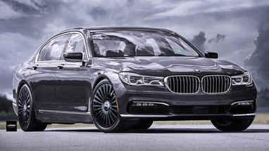 Three Piece Wheels | BMW 7