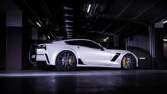 Corvette Aftermarket Wheels Rims. Pic-8