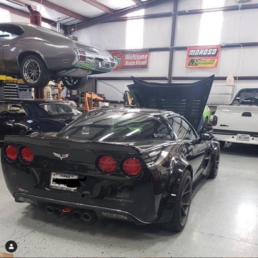 LOMA GT2 CORVETTE WIDEBODY | CORVETTE INDY