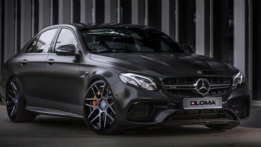 ALLOY FORGED RIMS MERCEDES E63 AMG W213| LOMA GTC-SL WHEELS