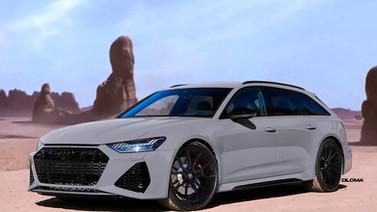 LOMA Audi RS6