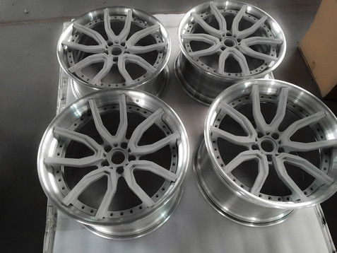 Custom Forged Concave Wheels LOMA SP1