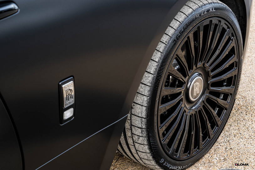 FORGED LUXURY WHEELS ROLLS ROYCE WRAITH | LOMA WHEELS