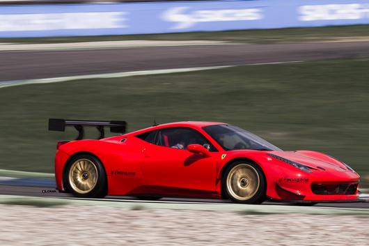 LOMA WHEELS   Ferrari 458 SP8