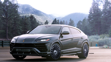 Three Piece Wheels | Lamborghini Urus