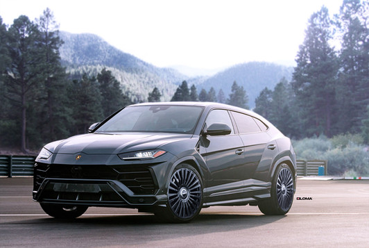 FORGED LUXURY WHEELS LAMBORGHINI URUS | LOMA WHEELS