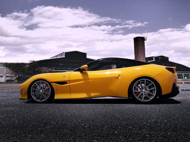 Ferrari Portofino 3 Piece Wheel Rims.