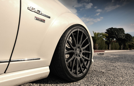 ALLOY FORGED WHEELS MERCEDES S63 AMG | LOMA TTF-SL